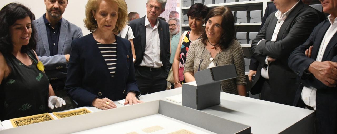 Inauguration du nouveau siège des Archives Historiques de l'Escala